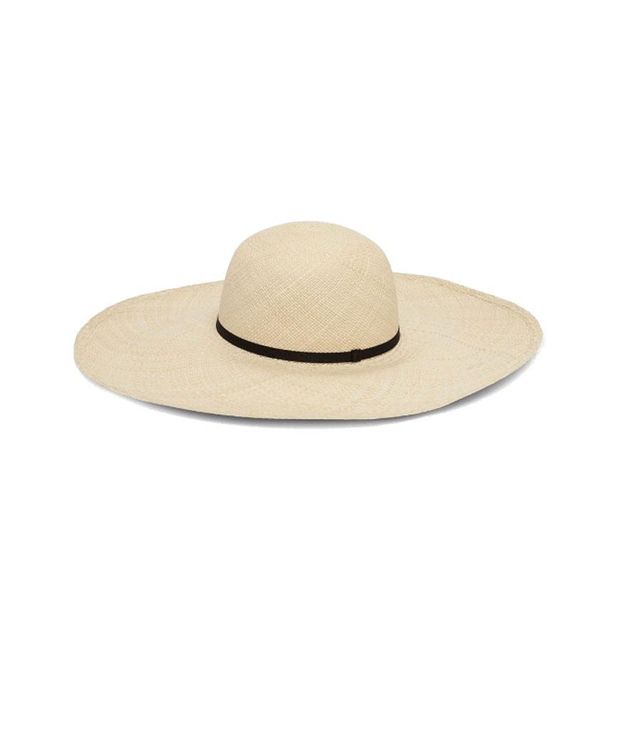 "<p>Oversized Straw Beach Hat, $85, <a href=""https://www.cuyana.com/oversized-straw-beach-hat.html#black"" rel=""nofollow noopener"" target=""_blank"" data-ylk=""slk:cuyana.com"" class=""link rapid-noclick-resp"">cuyana.com</a> </p>"