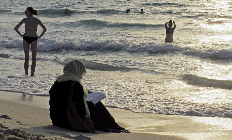 Bikini ban: Emirate sets fines for skimpy swimwear