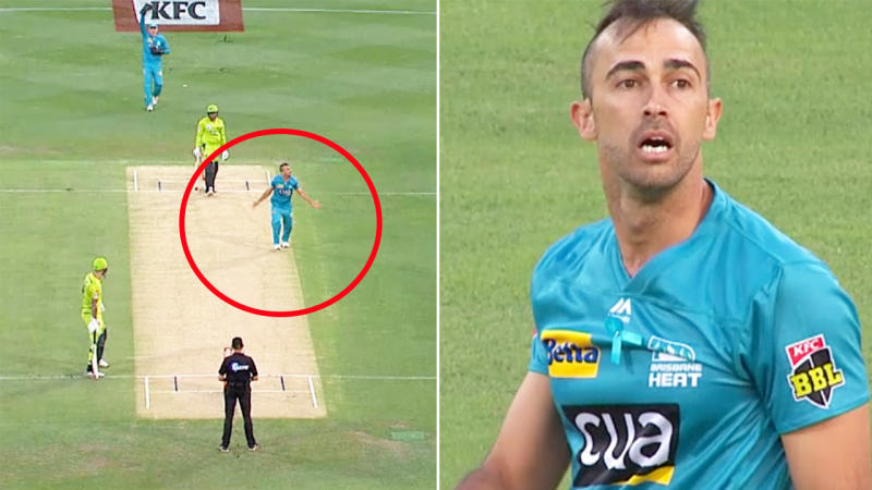 Usman Khawaja, pictured here in action during the BBL season opener.