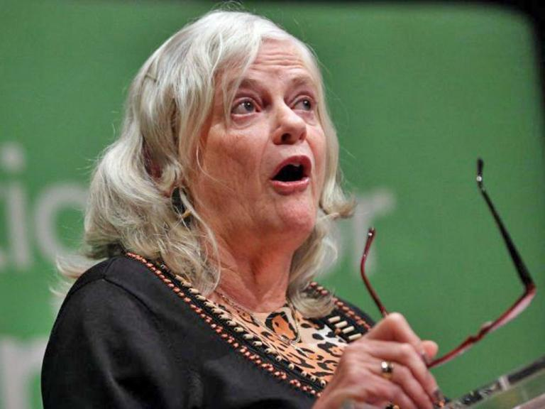 Ex-Tory minister Ann Widdecombe to stand for Farage's Brexit Party at EU elections