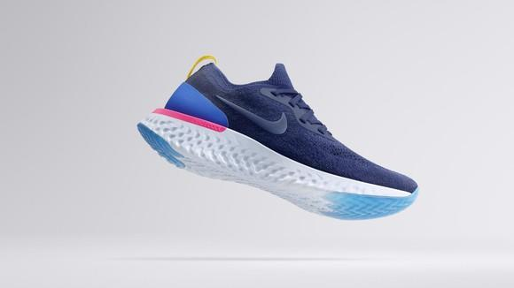 The Nike Epic React Flyknit