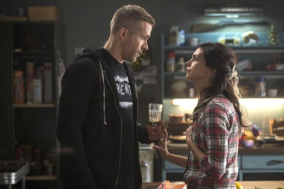 """<p>'Deadpool' is arguably the most influential hit of 2016, and the film begins and ends with the performance of Reynolds, whose pitch-perfect comedic turn as Marvel's """"Merc with a Mouth"""" finally proved that, with the right material, he's a bona fide A-lister. (Photo: 20th Century Fox) </p>"""