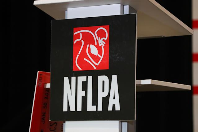 The NFLPA doesn't want players working out together. (Rich Graessle/PPI/Icon Sportswire via Getty Images)