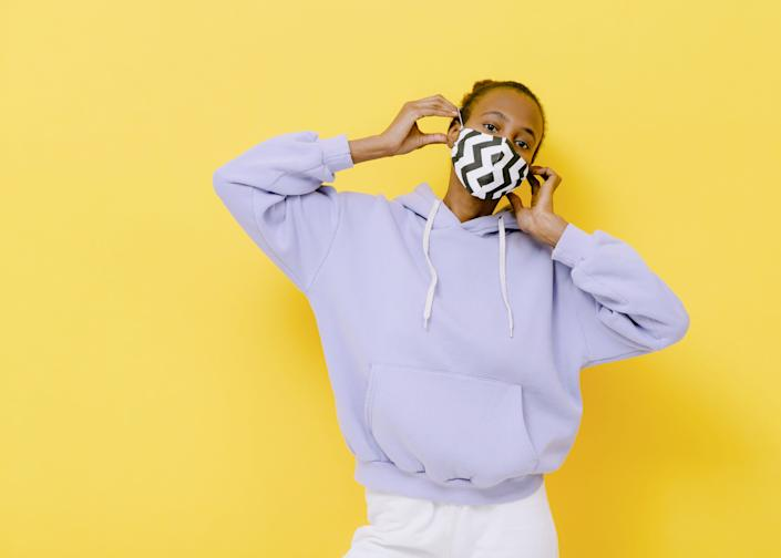Support the Black community and do your part in limiting the spread of coronavirus by shopping from Black-owned Etsy shops for face masks. (Photo: Anastasia Rostovtseva via Getty Images)