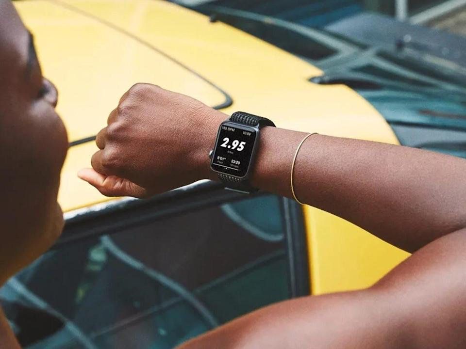 Products that motivated us to move our bodies Nike Run Club App