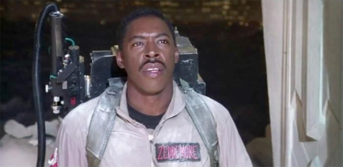 Ernie Hudson as Winston Zeddemore (Credit: Columbia Pictures)