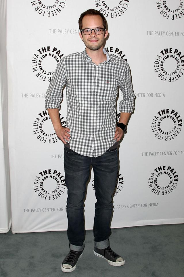 "Neil Grayston attends the The Paley Center For Media Presents An Evening With Syfy's ""Eureka"" at The Paley Center for Media on July 9, 2012 in Beverly Hills, California."