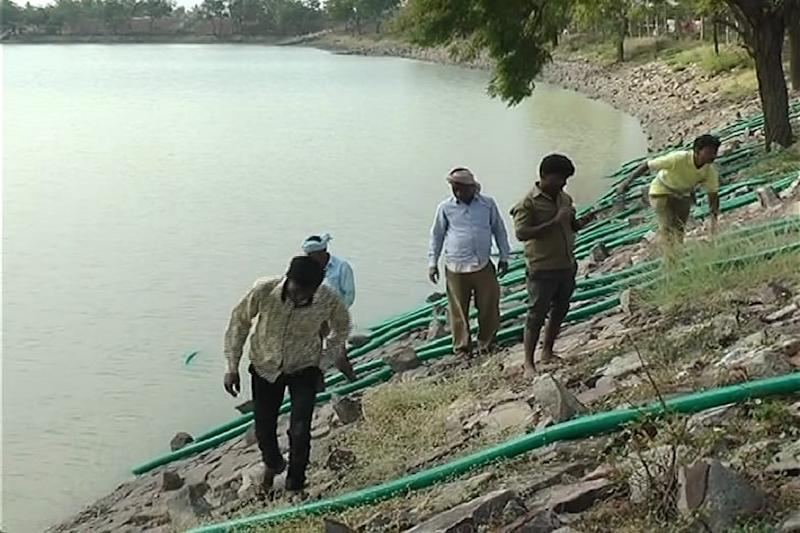 Karnataka Villagers Drain Lake After Discovery of Woman's HIV-infected Body