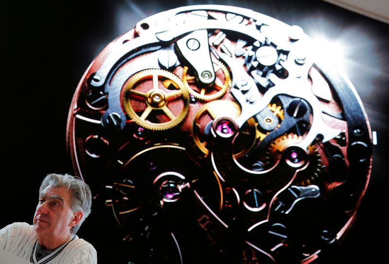 Swatch Group CEO sees 'massive' temporary hit in China from coronavirus