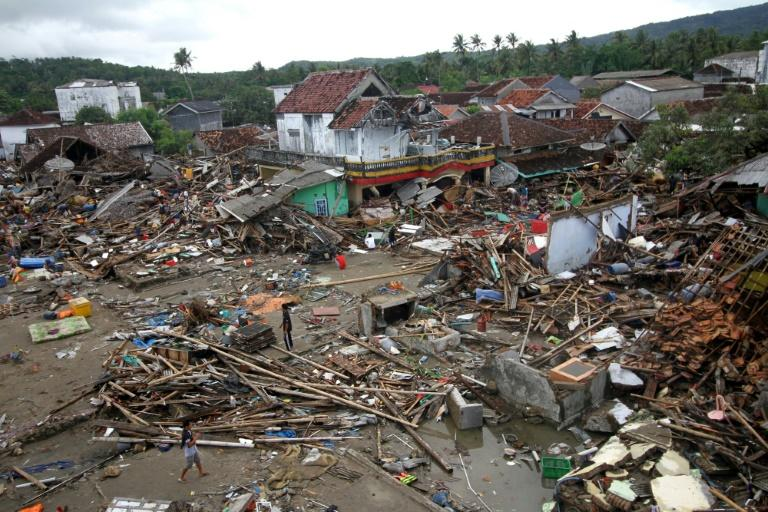Indonesia is one of the most disaster-prone nations on Earth due to its position straddling the so-called Pacific Ring of Fire, where tectonic plates collide