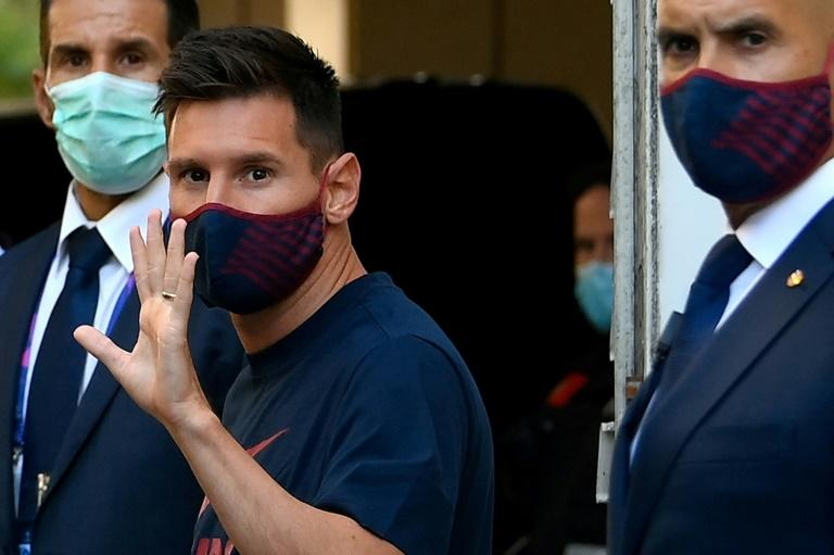 Messi divorce: 'bombshell' fax signals end of era, legal fight at Barcelona