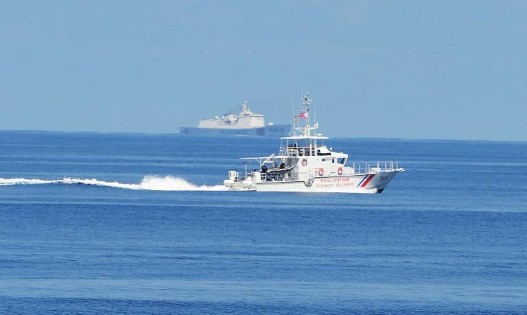 Philippines minister accuses China of fabricating sea claims