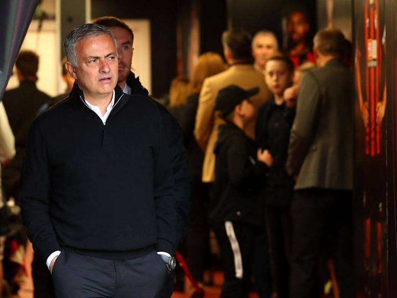 Mourinho would like United to be able to match Juve on and off the pitch (Getty Images)