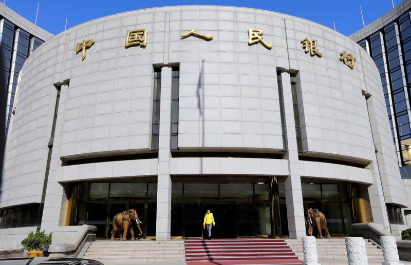 China to inject $174 billion of liquidity on Monday as markets reopen