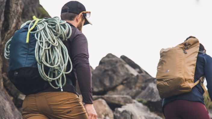 Get the goods you need to actually be outside.