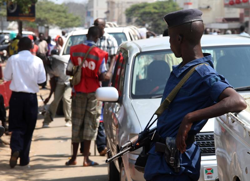 """Burundi police were quick to term the killing of the country's environment minister on New Year's Eve an """"assassination"""" although the motive for the attack was not immediately clear"""