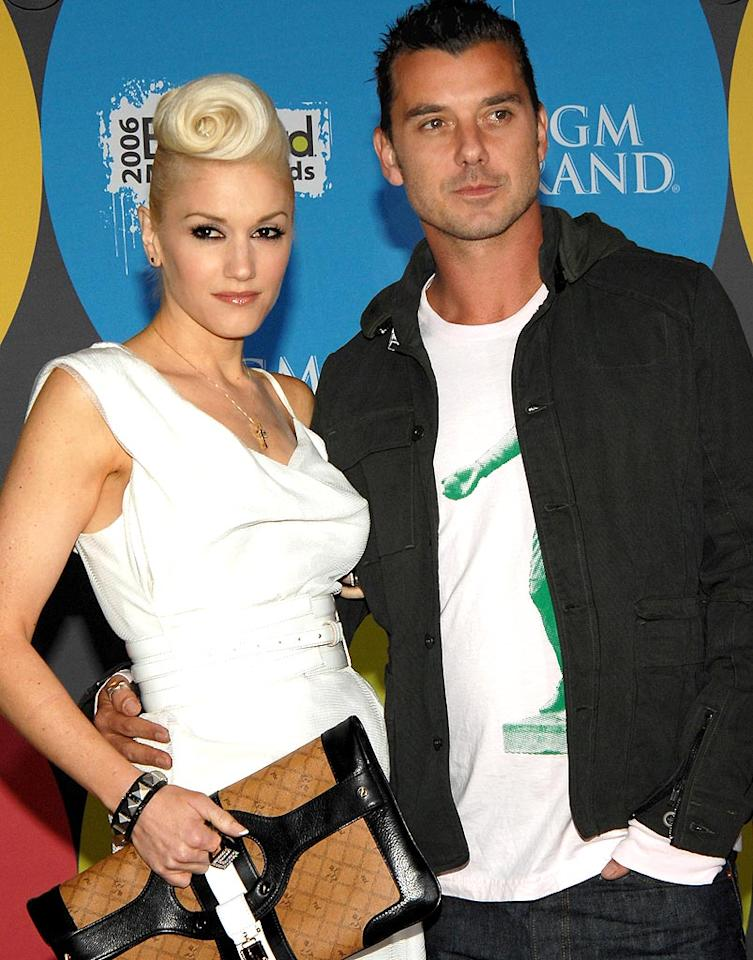 "Is there any cooler couple than Gwen Stefani and Gavin Rossdale? John Sciulli/<a href=""http://www.wireimage.com"" target=""new"">WireImage.com</a> - December 4, 2006"