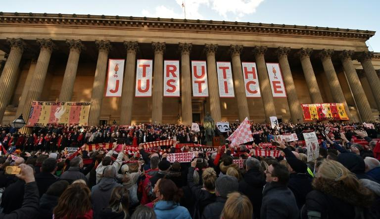 Five men will go to trial over Hillsborough charges