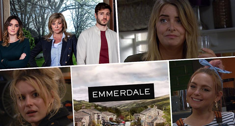 Another dramatic week is coming to the Woolpack. (ITV)