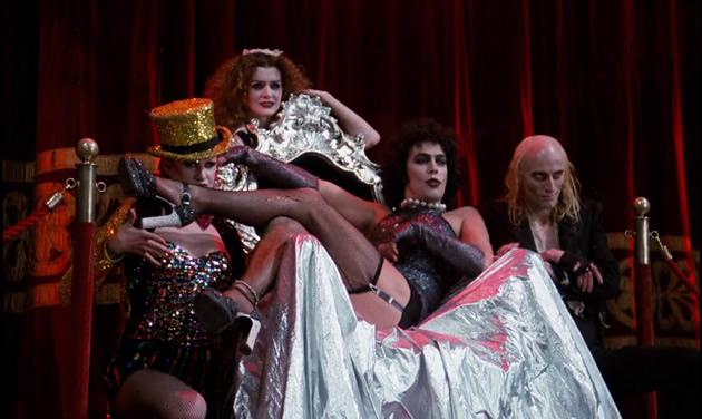 The Rocky Horror Picture Show is still a midnight staple in cinemas around the world. (Photo courtesy of Perspectives Film Festival)