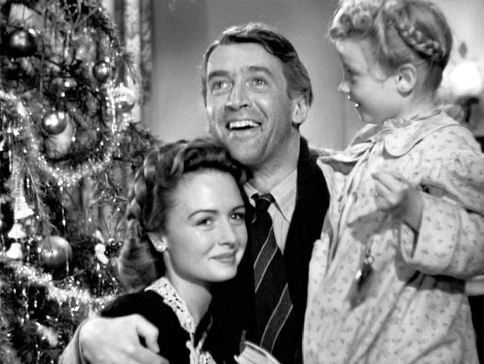 'It's a Wonderful Life'. (Photo by CBS via Getty Images)