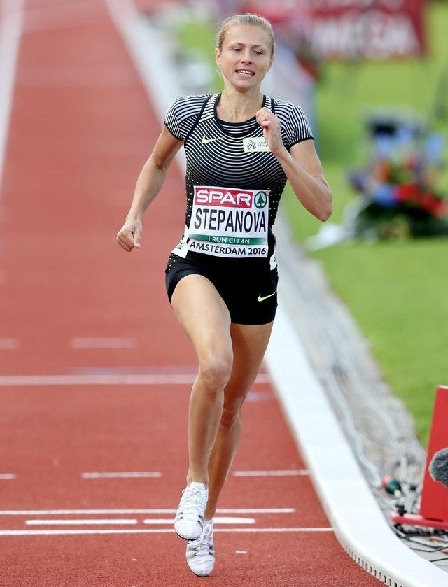 Yuliya Stepanova helped expose the doping scandal in Russian sport