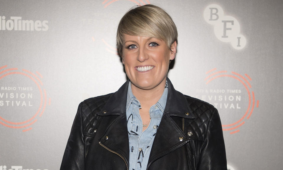 Steph McGovern was affected by cruel messages written about her online. (Photo by Kirsty O'Connor/PA Images via Getty Images)