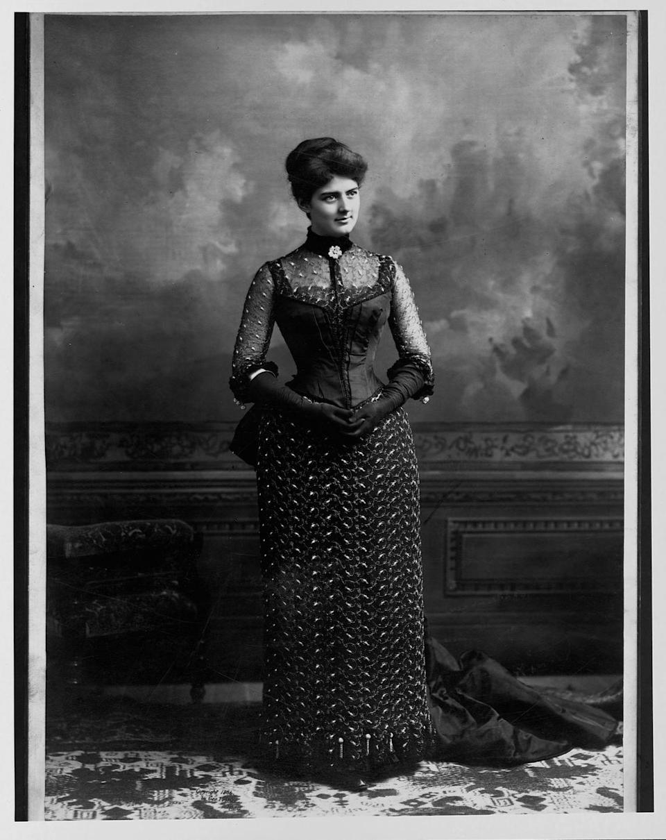 "<p>Frances Folsom Cleveland was a rule-breaker and caused many controversies when she continually donned dresses that showed off her bare neck, shoulders, and arms. (I mean how gorgeous is this dress though?!) According to <a href=""https://style.time.com/2013/02/18/our-fair-ladies-the-14-most-fashionable-first-ladies/slide/frances-cleveland/"" rel=""nofollow noopener"" target=""_blank"" data-ylk=""slk:Time"" class=""link rapid-noclick-resp""><em>Time</em></a>, the Women's Christian Temperance Union got so fed up that they issued a petition asking her to stop wearing these dresses. She ignored them.</p>"