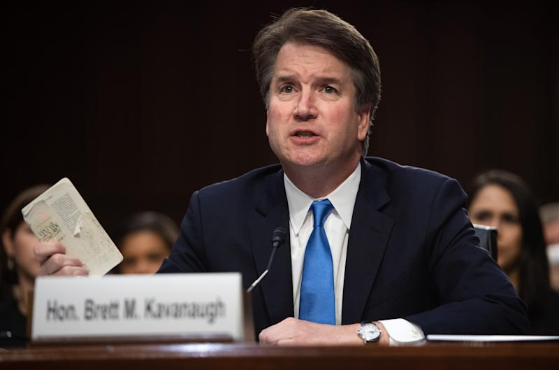 Here's Another Brett Kavanaugh Email Republicans Didn't Want You To See