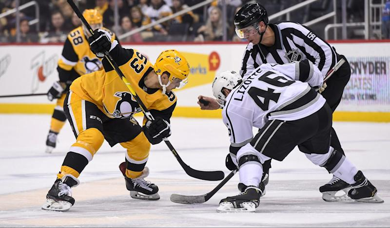 WATCH LIVE: Penguins visit Kings on NBCSN