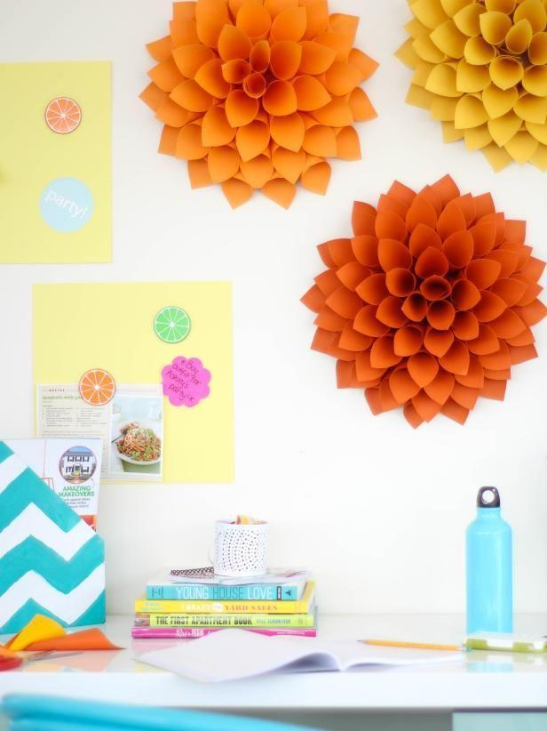 """<p>hgtv.com</p><p><strong>$16.00</strong></p><p><a href=""""https://www.hgtv.com/design/make-and-celebrate/handmade/easy-diy-craft-paper-dahlias"""" rel=""""nofollow noopener"""" target=""""_blank"""" data-ylk=""""slk:Shop Now"""" class=""""link rapid-noclick-resp"""">Shop Now</a></p><p>These giant flowers will bring an unwilting pop of color to any room and a smile to all who see them.</p><p><em><strong>Get the tutorial from <a href=""""https://www.hgtv.com/design/make-and-celebrate/handmade/easy-diy-craft-paper-dahlias"""" rel=""""nofollow noopener"""" target=""""_blank"""" data-ylk=""""slk:HGTV"""" class=""""link rapid-noclick-resp"""">HGTV</a>. </strong></em></p><p><a class=""""link rapid-noclick-resp"""" href=""""https://www.amazon.com/Carta-Bella-Paper-Company-CBBO98023/dp/B07P66KJ19/ref=sxin_10?ascsubtag=%5Bartid%7C10063.g.34832092%5Bsrc%7Cyahoo-us&creativeASIN=B07P66KJ19&cv_ct_cx=SCRAPBOOK+PAPER&cv_ct_id=amzn1.osa.590462f6-388a-4e4f-84e5-8bc2817994d9.ATVPDKIKX0DER.en_US&cv_ct_pg=search&cv_ct_we=asin&cv_ct_wn=osp-single-source-gl-ranking&dchild=1&keywords=SCRAPBOOK+PAPER&linkCode=oas&pd_rd_i=B07P66KJ19&pd_rd_r=f60c26b8-e12f-4d9d-9ec7-6a19e8cd4651&pd_rd_w=d4qmT&pd_rd_wg=3FdGv&pf_rd_p=a731ca96-f731-4b16-b32d-9bb548e9542b&pf_rd_r=GJD5RT6C3C5RWKBCR8CP&qid=1605822154&sr=1-2-d9dc7690-f7e1-44eb-ad06-aebbef559a37&tag=syn-yahoo-20"""" rel=""""nofollow noopener"""" target=""""_blank"""" data-ylk=""""slk:SHOP SCRAPBOOK PAPER"""">SHOP SCRAPBOOK PAPER</a></p>"""