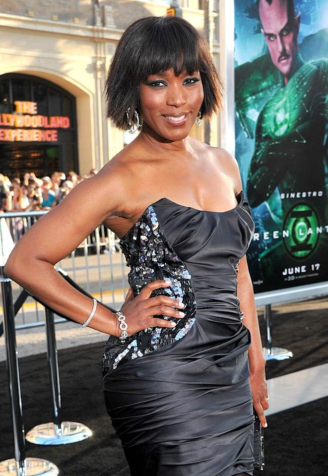 """Angela Bassett turns 53. Alberto E. Rodriguez/<a href=""""http://www.gettyimages.com/"""" target=""""new"""">GettyImages.com</a> - June 15, 2011"""