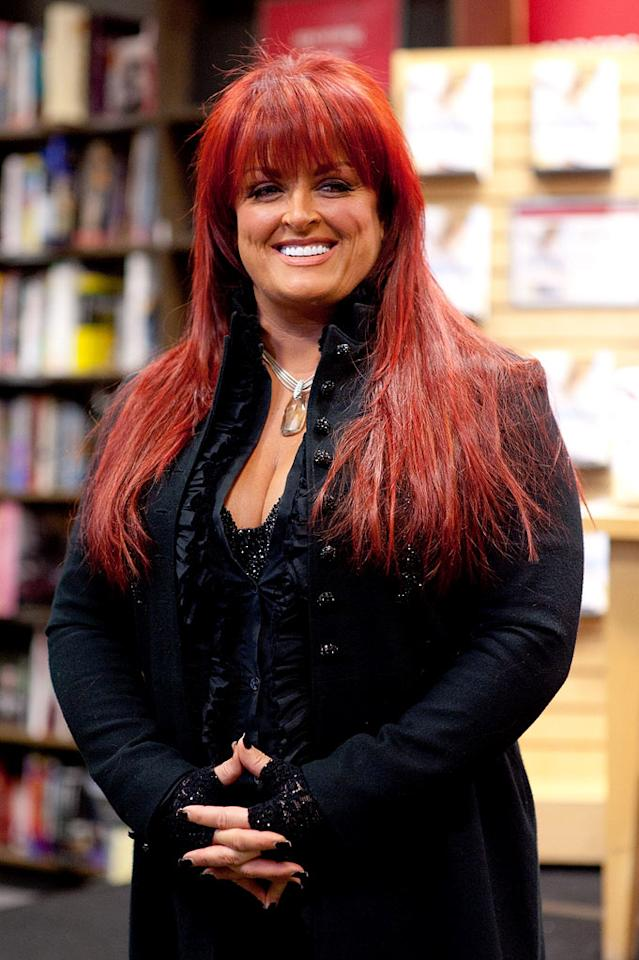 "Wynonna Judd turns 47 D Dipasupil/<a href=""http://www.filmmagic.com/"" target=""new"">FilmMagic.com</a> - January 25, 2011"