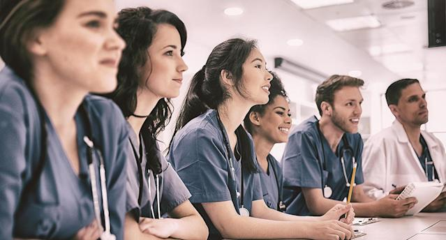 Transgender patients are typically medically underserved. One medical school is finding better ways to train doctors in transgender medicine. (Photo: Wavebreakmedia Ltd FUS1608/Alamy Stock Photo)
