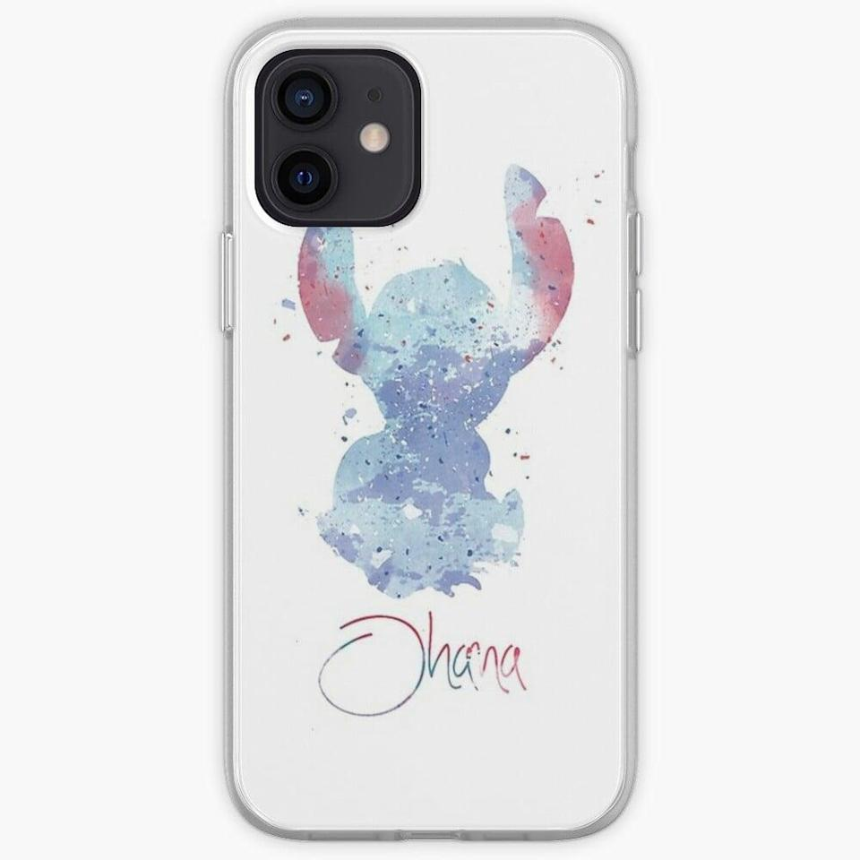 <p>This <span>'Ohana' Case</span> ($21) will remind you to keep in touch with those closest to you.</p>