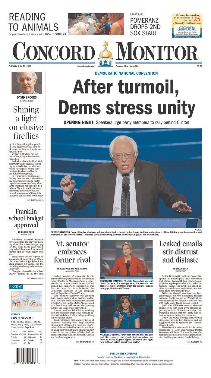 <p>Published in Concord, N.H. USA. (newseum.org)</p>
