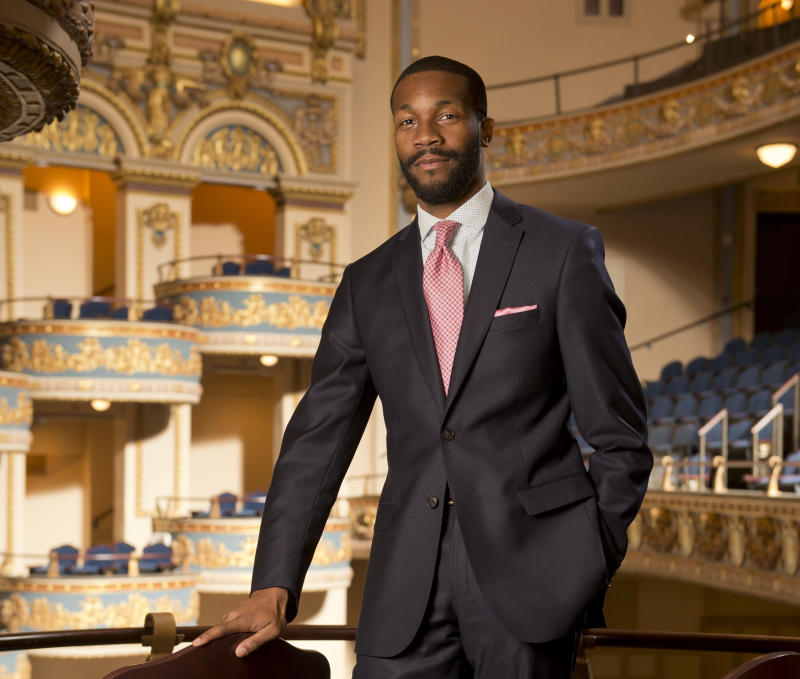 Randall Woodfin succeeded in his bid to unseat Birmingham, Alabama, Mayor William Bell.