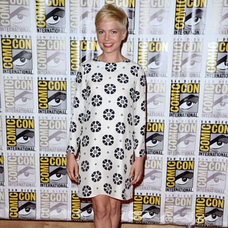 Michelle Williams' daughter 'wants wedding'