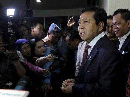 Indonesian corruption investigator attacked with chemical