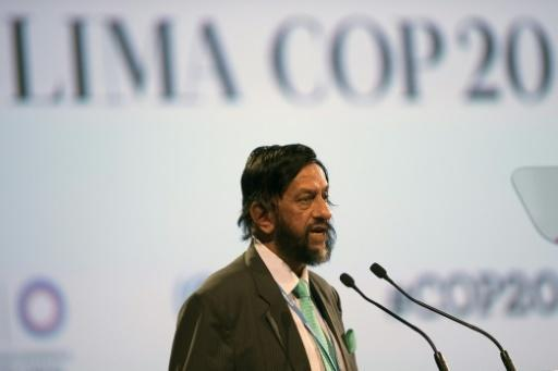 Indian police charge ex-UN climate chief with sexual harassment