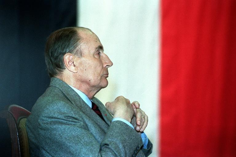The Sphinx: Francois Mitterrand was France's first Socialist president