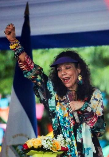Murillo is known for her coloful hippy-style clothes and jewelery