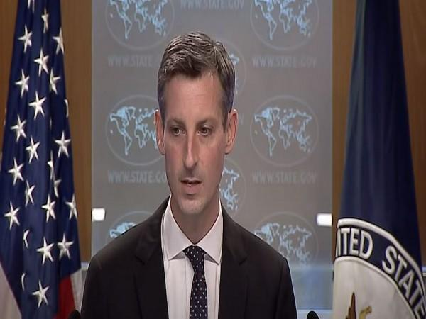 US Department of State spokesperson Ned Price (File Image/ANI)