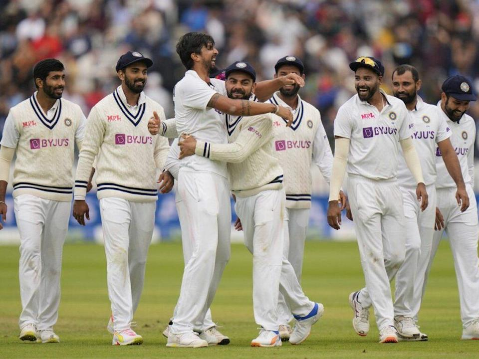 Indian Team defeat England At Lord's
