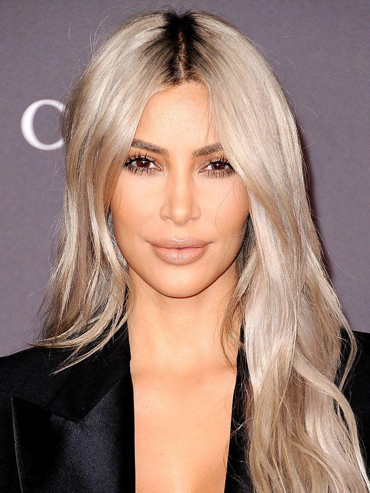 Kim Kardashian in November 2017