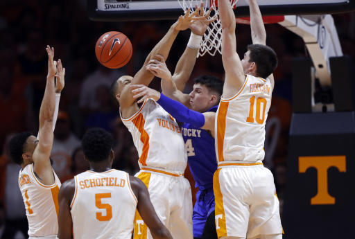 No. 7 Big Orange gets its revenge over No. 4 Kentucky