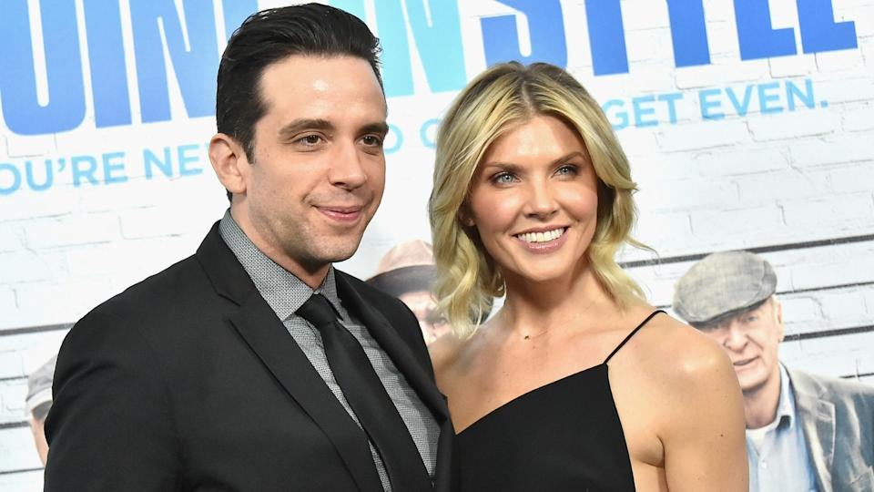 Amanda Kloots is opening up about life after the death of her husband, Nick Cordero. Cordero died in 2020 due to COVID-19 complications. (Image via Getty Images)
