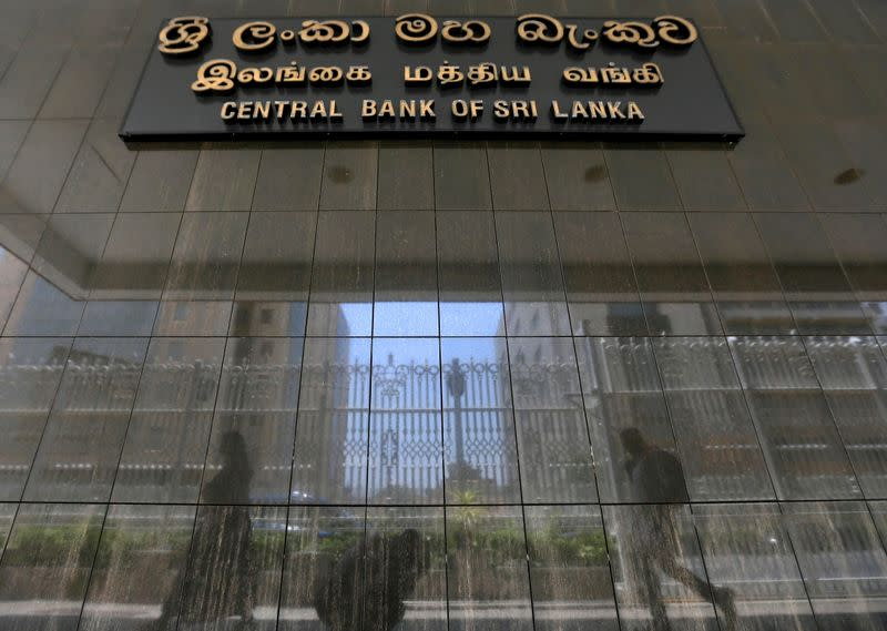 Sri Lanka central bank delivers steep rate cuts to support virus-hit economy