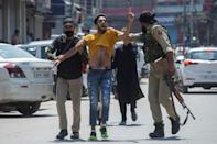 Activists say that scores of other Kashmiris are languishing in India's notoriously harsh jails