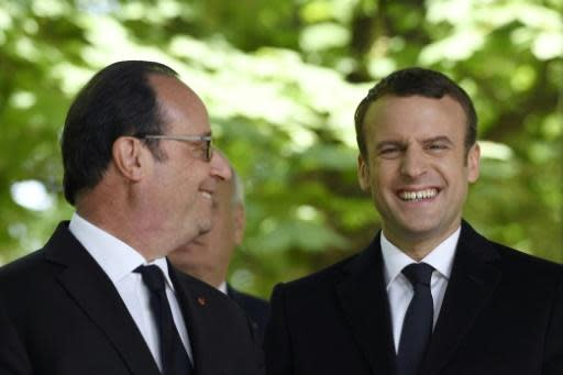 France's Hollande nears exit as party falls apart